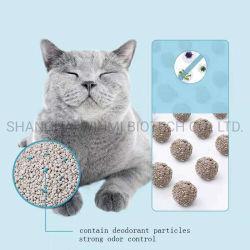 Ball-shape Intant Odour Action Cat Nest Bentonite