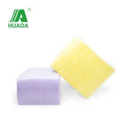 Dental Color Dental toallas desechables baberos baberos impermeables para Medical