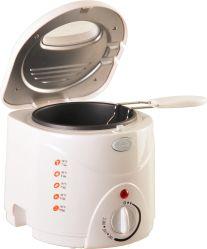 Мини-электрический глубокую жира во фритюрнице масла для домашнего использования