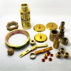 Heiß-Verkauf Teilqualitäts-Präzision CNC-passte maschinell bearbeitenteile CNC-Prägeteileshenzhen-Lieferant CNC gedrehtes Teil an