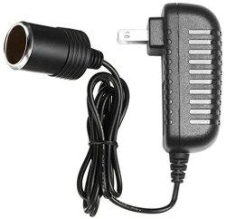 Для сети переменного тока преобразователя постоянного тока 2A 24W разъема автомобильного прикуривателя 110-240 В для 12V адаптер питания переменного или постоянного тока