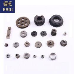 La métallurgie des poudres Oil-Bearing fritté pignons en acier inoxydable pour l'équipement industriel