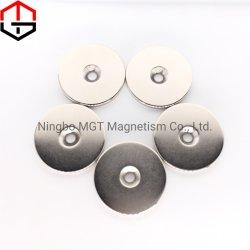 NdFeBの磁気希土類焼結させた常置ネオジムの磁石のリングN52