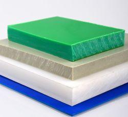 Excelente material virgen blanco Beige PP de la Junta de hoja de plástico rígido