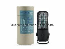 Indicatore luminoso automatico di scrittorio della lampada del mini ozono UV chiaro UV-C dello sterilizzatore