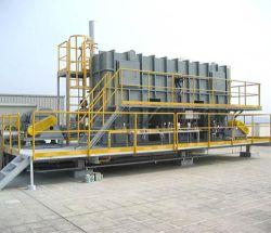 폐열 회수 재생 열산화 용광로, 폐기물 가스 처리 고효율 소각기
