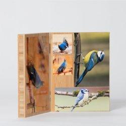 Для семейных подарков оптовой Photo Frame изображения из бамбука