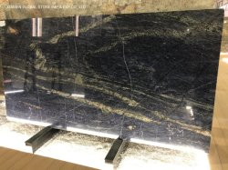Dalles de poli Fantasy bleu saphir Sodalite/Marbre Granit/Quartzite de carreaux de sol couvrant de comptoir mural
