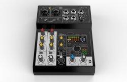 Cartes son mélangeur audio 4 canaux