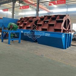 Schuur de mijnbouwapparatuur van de ringsinstallatie van de separator