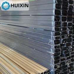 Aleación de extrusión de aluminio 6063-T5 de material de construcción de Nigeria
