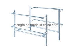 Kundenspezifischer moderner MetallEdelstahl-Möbel-Sofa-Rahmen