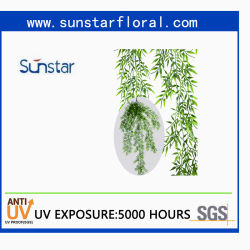 PET hängende Bush-künstliche Bambuspflanze für Dekoration (49714)