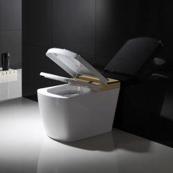 スマートなBidet水戸棚の電子情報処理機能をもったトイレの水を流すサイフォンのジェット機