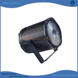 Neue kleine Gehäuse im Freien wasserdicht IP65 PAR 200W LED Fresnel Spot Stage Face PAR Light