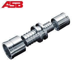 Raccordi scorrevoli Filigrana certificata 16 mm gomito, T, attrezzo di accoppiamento ASB/OEM