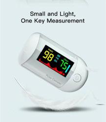 قياس SpO2 آلة قياس SKD Pulse بواسطة مشبك الأصابع المحمول في Homeok مقياس التأكسج