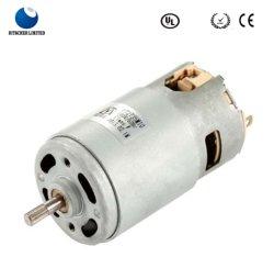 Motore elettrico di CC per armadio di /Door dell'elicottero/giocattolo di RC/pompa di scarico/purificatore dell'aria