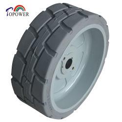 12X4.5 sólido de goma de neumáticos para Jlg Genie transpaleta manual