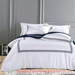 De duidelijke Vlakke Dekking van het Bed van het Blad van het Bed van de Polyester voor het Ziekenhuis