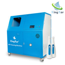 Frequenz, die Ultraschallreinigungs-Maschinen-Bad des reinigungsmittel-DPF entgast