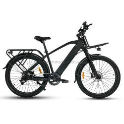 2021 نظام جديد لمساعدة دواسة التصميم بقدرة 48 فولت بقدرة 500 واط، دراجة من بافانج مقاس 27.5 بوصة المدينة الرياضية الدراجة الكهربائية للرجال البالغين