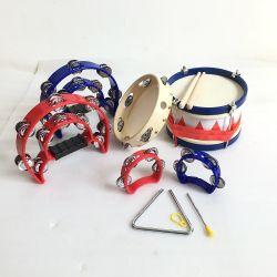 Color Aiersi Percusión Instrumentos Musicales juguetes educativos para niños