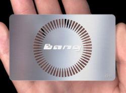 고객 VIP 카드 이름 카드 메탈 에칭 비즈니스 ID 카드