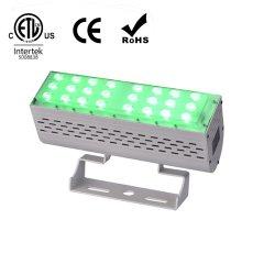 Indicatore luminoso di inondazione esterno di illuminazione DMX RGB 50W LED dell'alloggiamento del proiettore della costruzione di alta qualità AC120V