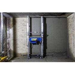 Derutu 투자 승진 답답한 퍼티 페인트 스프레이어 자동 박격포 믹서 자동 회반죽 기계 건축 기계