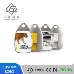 Новая конструкция полную емкость 1 ГБ-32ГБ с USB 2.0 кредитной карты флэш-накопитель USB для рождественских подарков