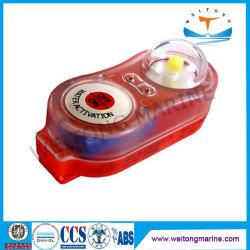 Marine Ce CCS Batterie au lithium de la convention Solas Water-Activated Gilet de sauvetage de la lampe LED Lampe à économie d de la vie/lumière