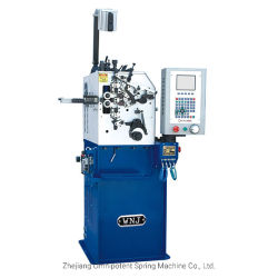 Tk-208A CNC 0.150.8mm de Automatische Lente die Machine rollen