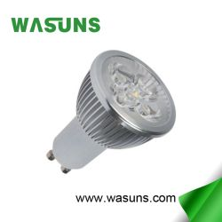 Spot de GU10 6W Ce certificat RoHS LED Spotlight