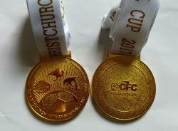 D'un insigne, Badge Médaille d'or, l'événement médaille, Alliage Alliage Trousseau, artisanat, de traitement personnalisé Die-Casting Pièces en alliage de zinc