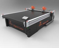 ZORB Ball Air Dancer snijmachine met oscillerende messnijder Laservrij CNC snijsysteem CE ISO-parachutesnijder