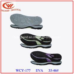 Zool van Sandals van de Mensen van EVA van het M.D. de Rubber voor het Maken van Schoenen