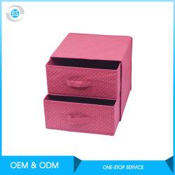 Organizzatore del cassetto della famiglia della casella di memoria della biancheria intima per i calzini del reggiseno