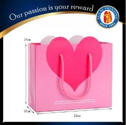 Personnalisé Papier de L'amour Rose Sac Cadeau Sac Shopping de Papier