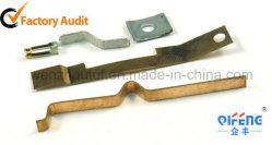 CNCの製粉し、回転部品はCNCの部品の機械化の部品を特色にした