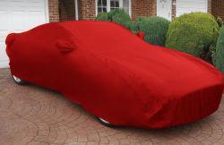 Couvercle étanche à l'extérieur voiture personnalisée Polaire doux couvercle Anti-Scratch FITS