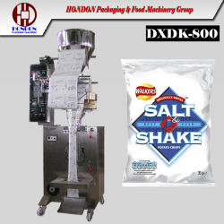 Salz-Zucker sät Reis-Holzkohle-Verpackungs-Maschinerie (DXDK-800)