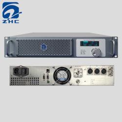 1000W Émetteur de radiodiffusion FM pour la station de radio