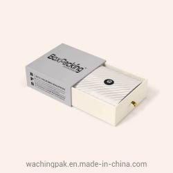 Tiroir coulissant emballage luxe boîte Boîte de vente au détail de l'emballage du vêtement