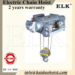 15т электрический провод троса лебедки с одинарной рейкой тележка (HKDS1504)