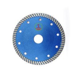 Suministro de la fábrica China 100mm-400mm disco de la hoja de sierra de diamante de la rueda de corte para el corte de Mármol, Granito, piedra, cemento, azulejos y cerámica