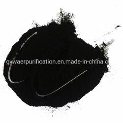 作動したカーボンを酸性染料で色落ちさせる最もよい価格の木製の粉