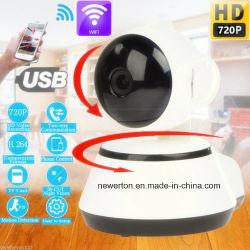 HD 720p visão nocturna com infravermelhos Câmara IP WiFi sem fio segurança CCTV DVR do came de gravação de vídeo em rede