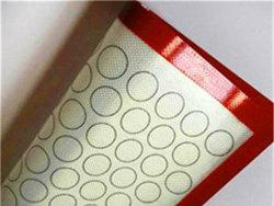 Anti Silp no pegan una fácil limpieza revestimiento del horno de silicona