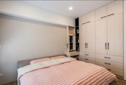 Настраиваемые меламина в современном стиле, с которыми сталкиваются ДСП шкаф для спальни мебель